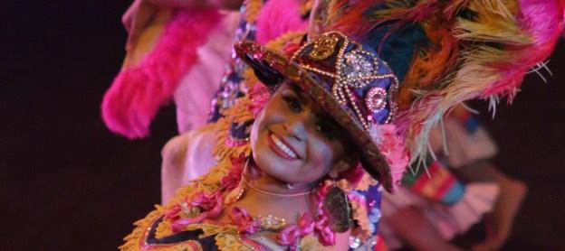 Celeste, la bailarina incansable