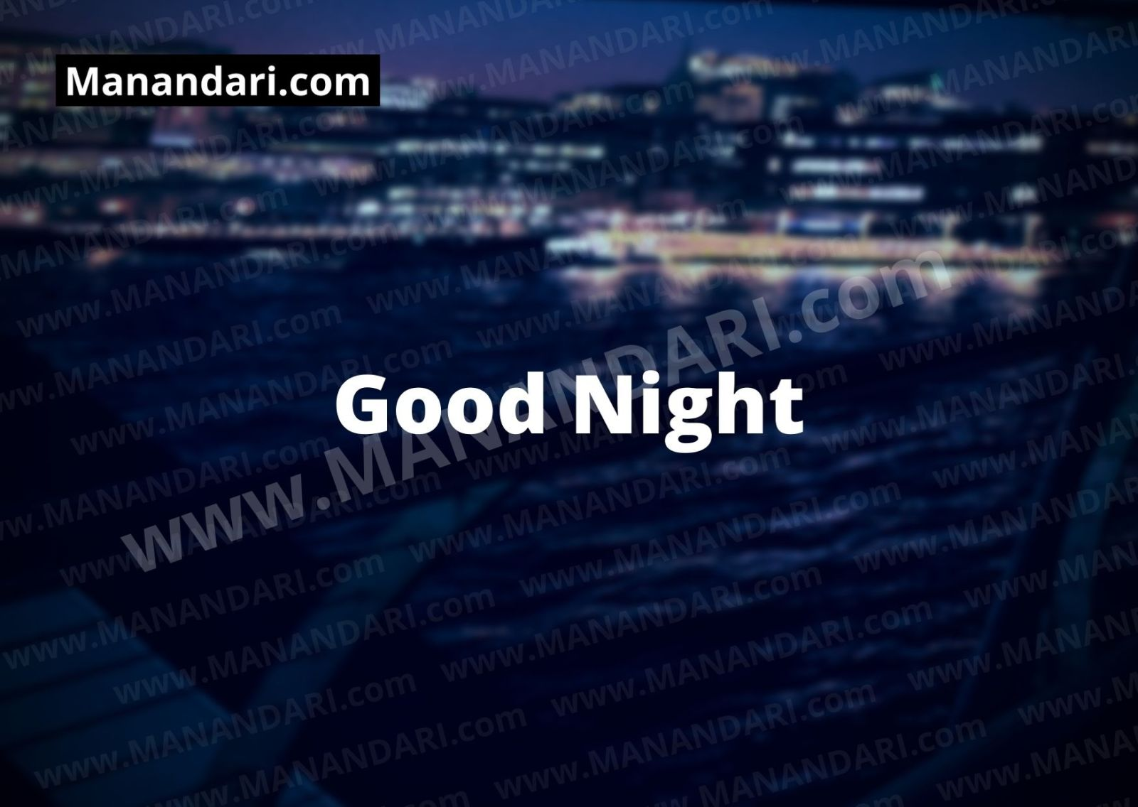 Good Night - 9
