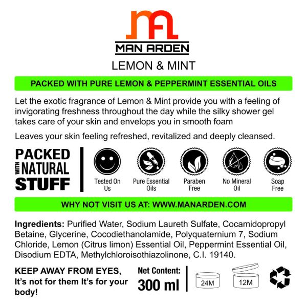 lemon-mint-nutritional-info