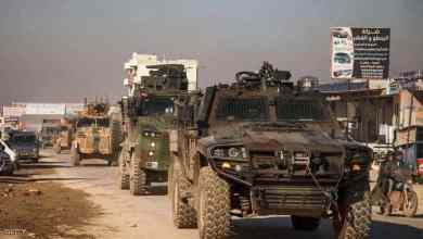 عملياتها العسكرية في سوريا