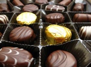 Box of chocolates. Licensed through 123rf.com
