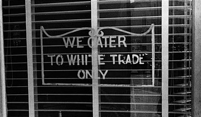 We Cater To White Trade Only sign.jpg