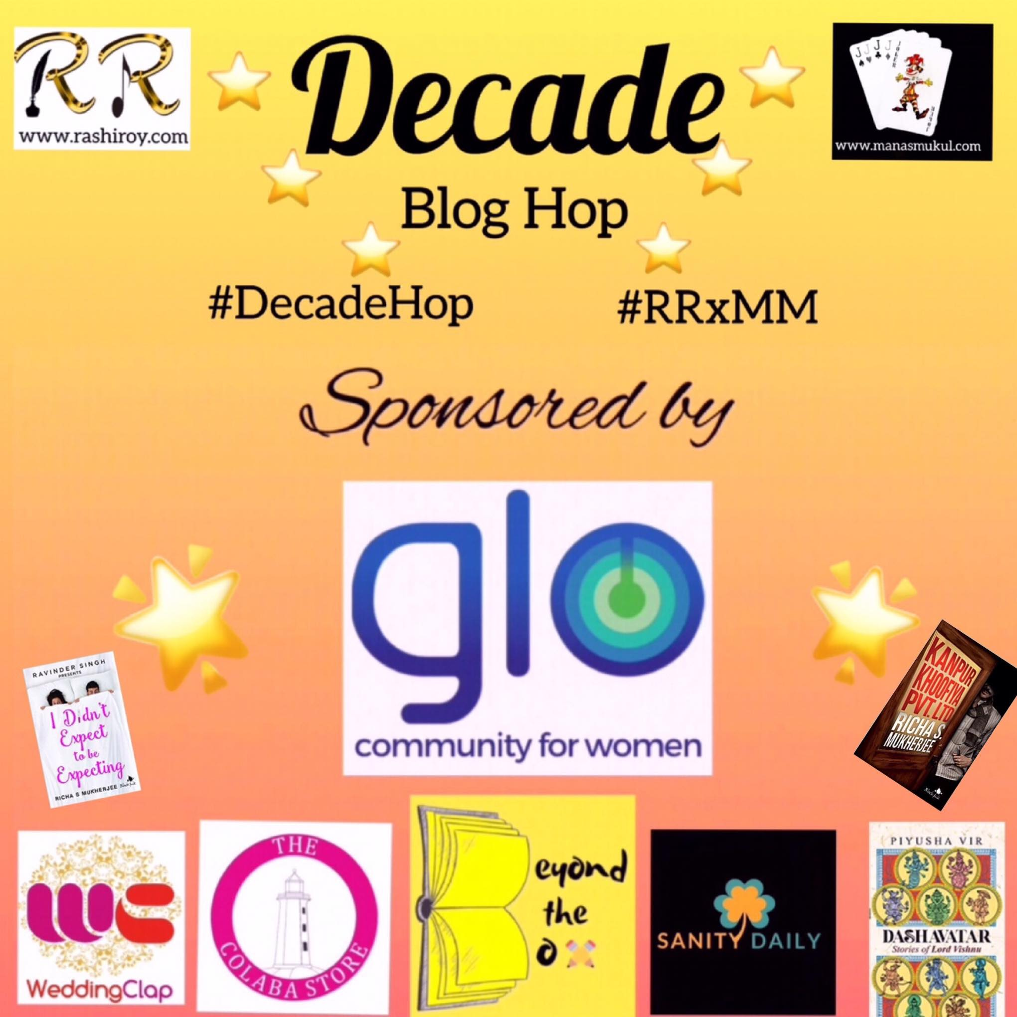Decade, BlogHop, Contest