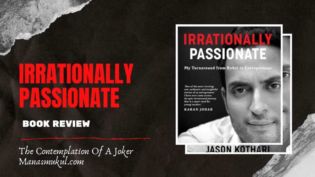 Irrationally Passionate Book review Blog Banner
