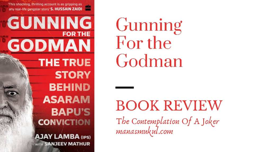 Gunning for the Godman Book Review Banner