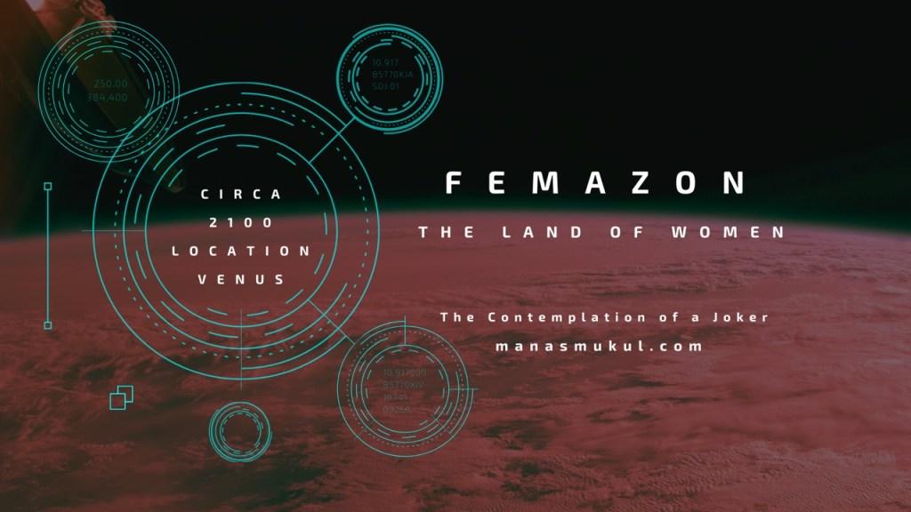 Femazon - The Land of Women - Banner