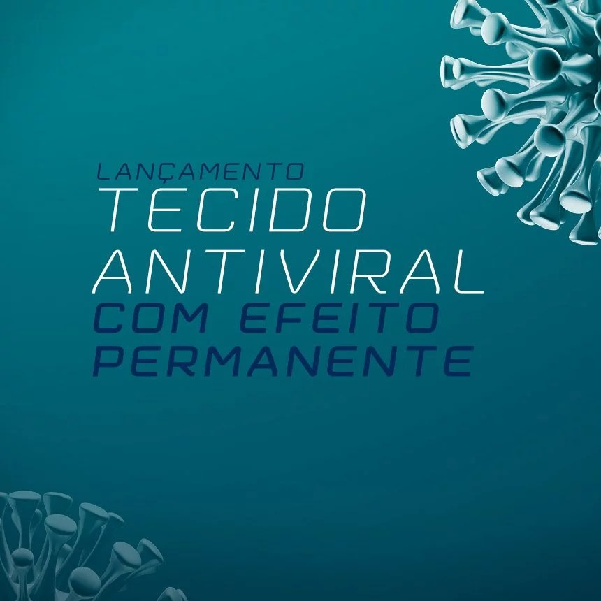 Tecido Antiviral