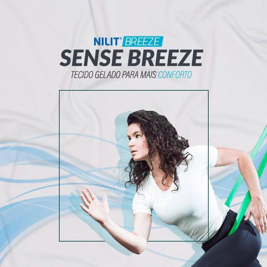 Sense Breeze: Tecnologia com efeito refrescante