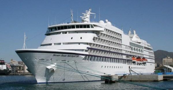 Seven Seas Navigator1 - Tourisme : le bateau de croisière Seven Seas Navigator mouille au Port Autonome de Lomé