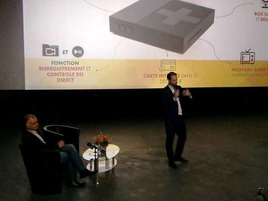 Décodeur HD Canal+, bien