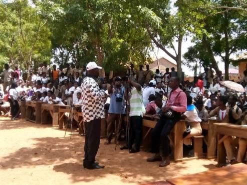 IMG 20180523 WA0022 - ''School Assur'': les élèves du lycée d'Agoè-Nyivé Centre sensibilisés sur le programme