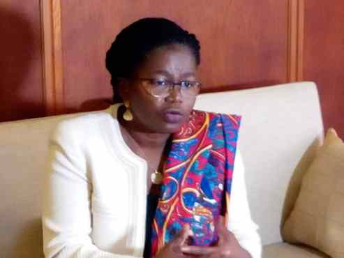 """IMG 20180810 WA0024 - Interview/ Mme Victoire Tomégah-Dogbé: """" Je voudrais inviter les jeunes à s'approprier les maisons des jeunes"""""""
