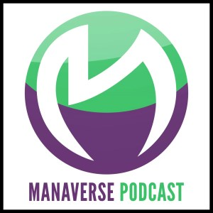 Manaverse podcast artwork