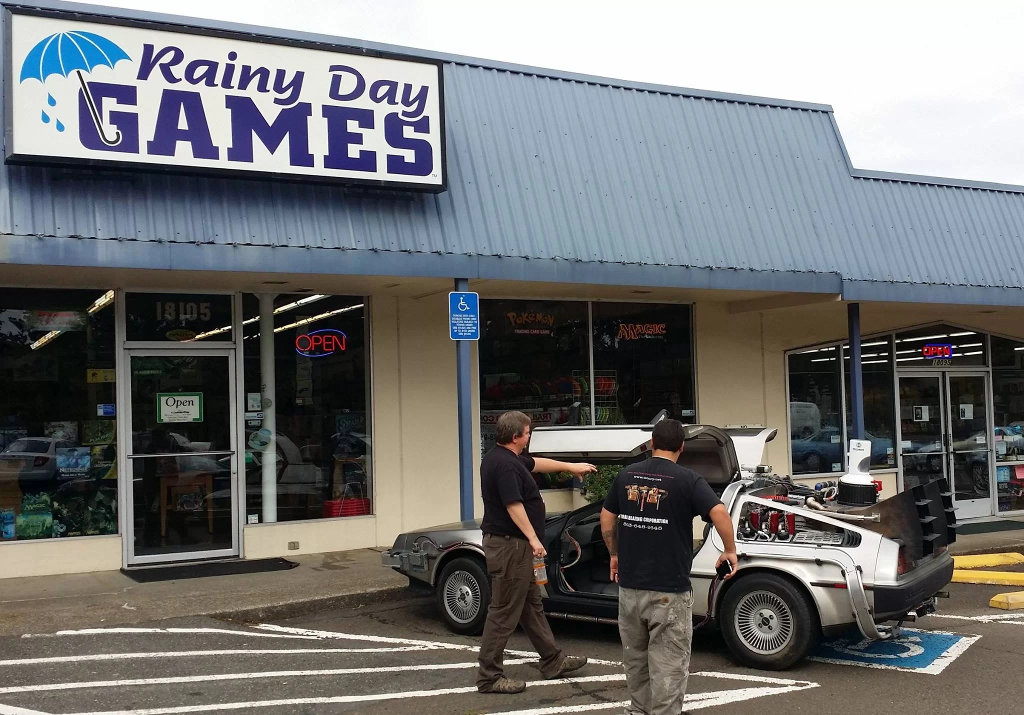 MVP029: Rainy Day Games And Building An LGS That Stands The Test Of Time Part 2