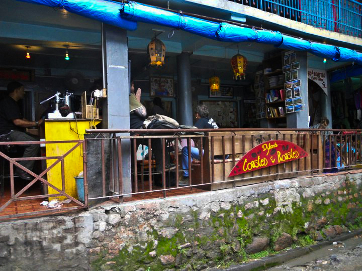 Coffee Bar Old Manali