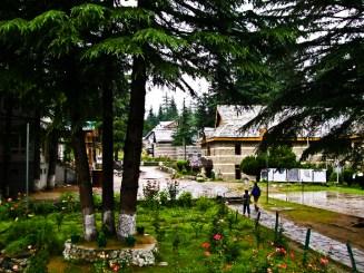Inside ABVIMAS Manali