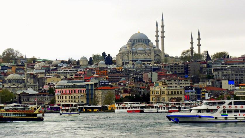 Istanbul Coast View