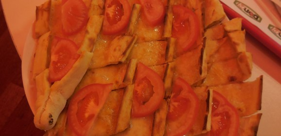 Pide – Turkish Pizza