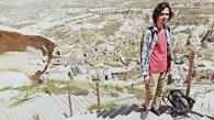 Climbing Uchisar Castle