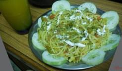 Vegetarian Farm Spaghetti