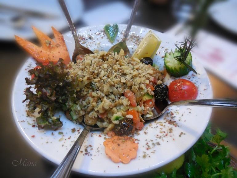 Turkish Salad