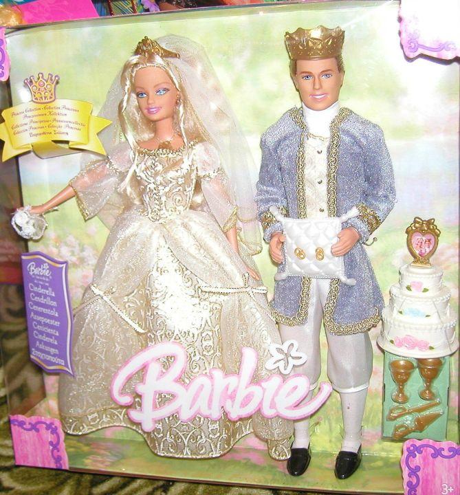 """Képtalálat a következőre: """"mattel barbie cinderella wedding gift set"""""""