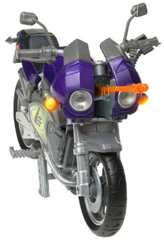 Max Steel MX9 NTek Cycle