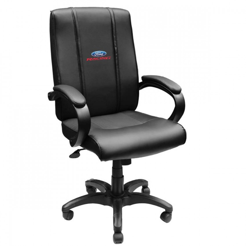 racing desk chair wooden rocking covers ford office 1000