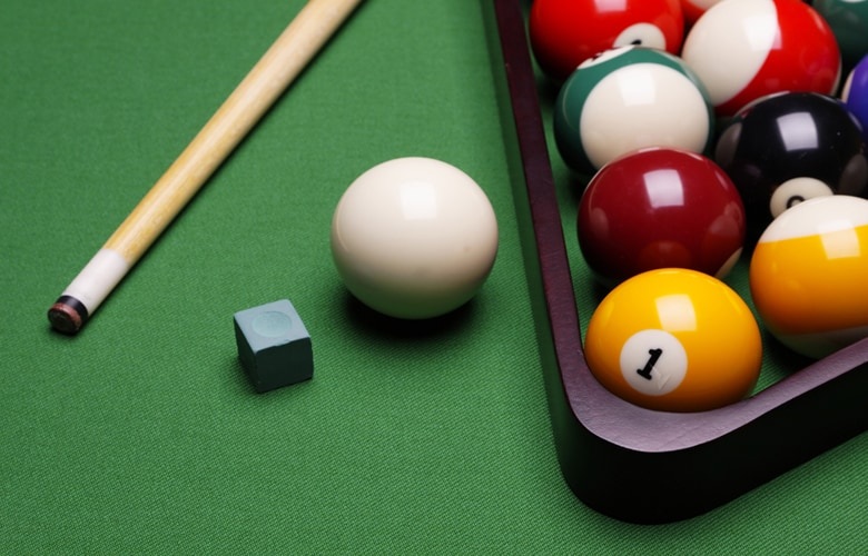 8 Pool Games To Play By Yourself