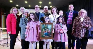 Emotiva Presentación del Cartel de Navidad a cargo de María Rosa Sanjuan