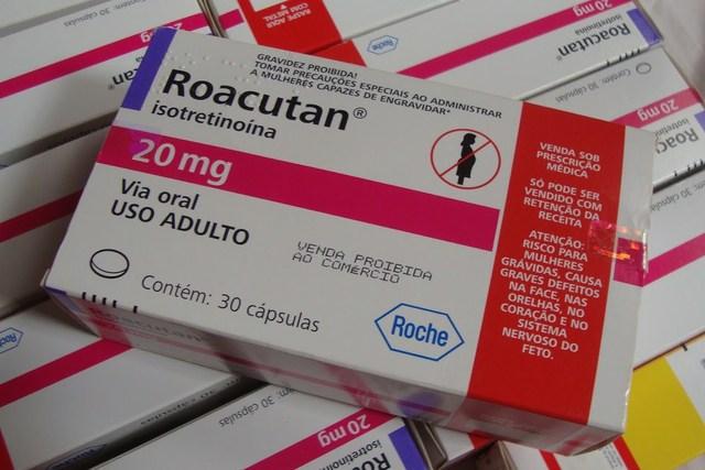 Roacutan (Roaccutan o Roaccutane)