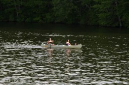 Paddling Manchaug Pond