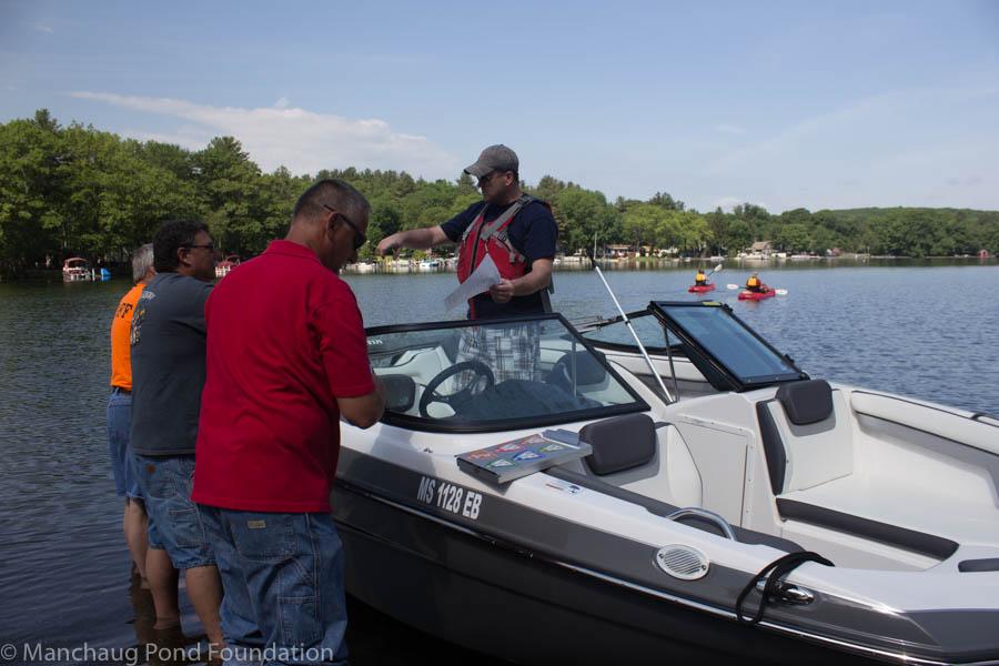 Safe Boating Vessel Safety Check