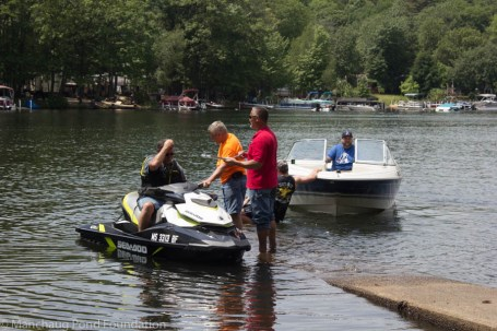 manchaug Pond Foundation Vessel Safety Check