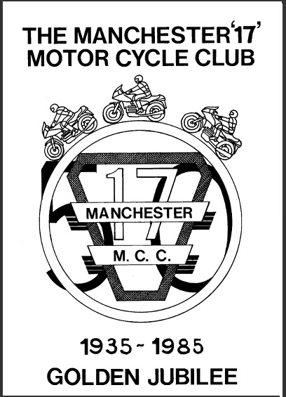 Old Manchester 17 Motor Cycle Club Newsletters