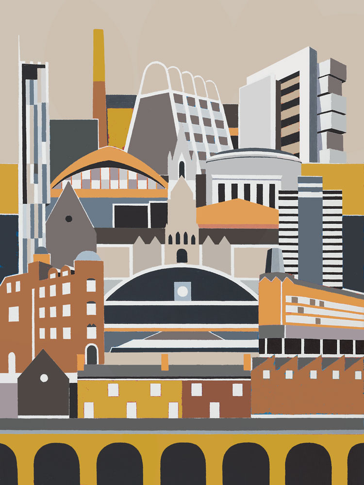 Manchester Art by Sue Scott