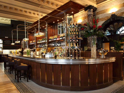 Pubs and Bars in Manchester City Centre