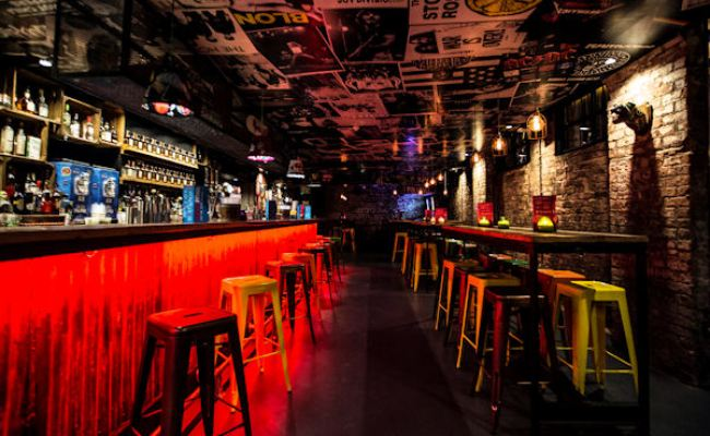Manchester Northern Quarter Bars