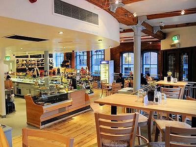 Gastros Cafe Bar Manchester