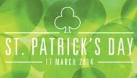 St Patricks Day in Manchester Bars