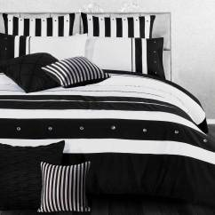 T Cushion Sofa Cover Fabric Protector Spray For Sofas Luxton Rezzo Black White Quilt Set - Contrast ...