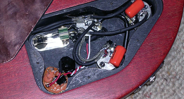Guitar Wiring On Building Electric Guitar Wiring The Electronics