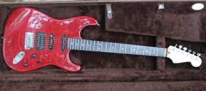 Fender USA Stratocaster Deluxe