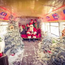 Santa-On-The-Big-Red-Bus
