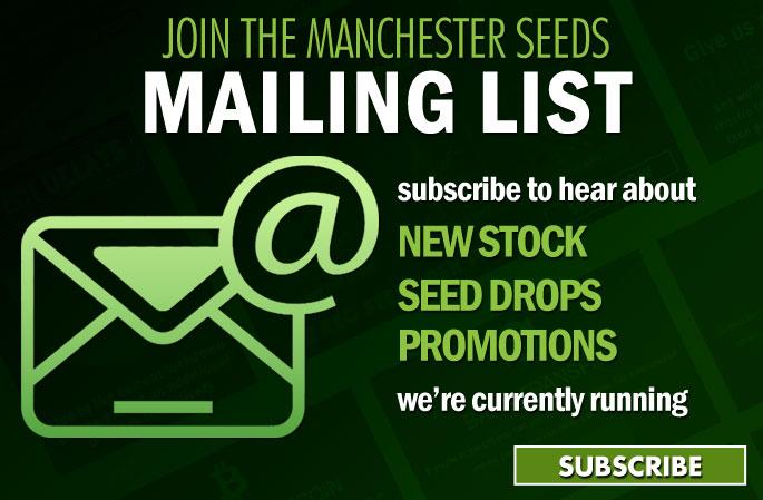 Slider - Mailing List