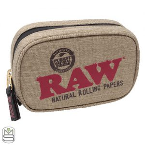 RAW – Smell Proof Pouch – S, M & L