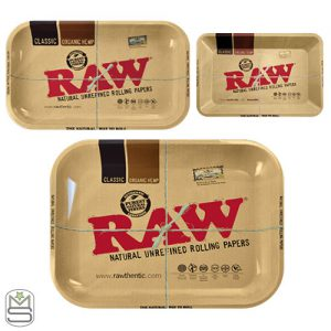 RAW – Classic Rolling Trays