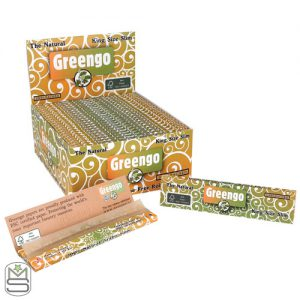 Greengo – King Size Slim Rolling Papers