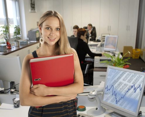 business admin apprentices manchester