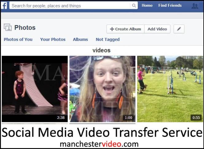 Video album screen grab from Facebook